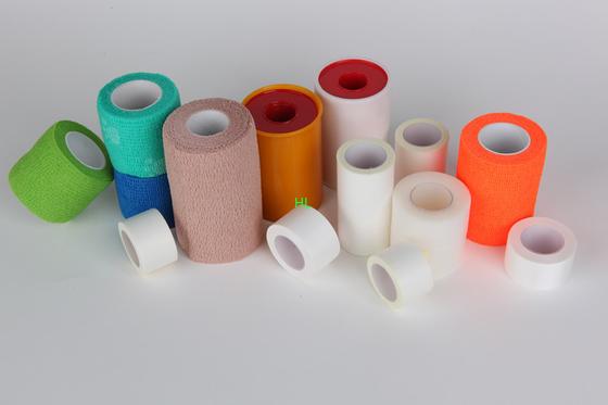 Chine Longueur 10m médicale de la bande 5m de bandage d'emplâtre adhésif d'oxyde de zinc distributeur